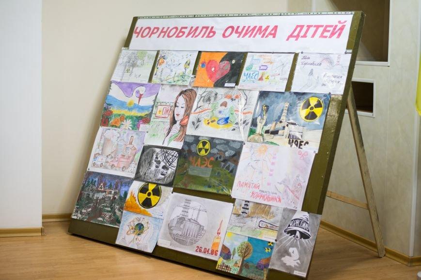 В Кременчуге открылась доска почёта с 109 именами ликвидаторов последствий аварии на ЧАЭС (ФОТО), фото-9