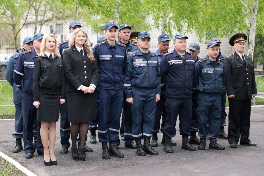В Кременчуге открылась доска почёта с 109 именами ликвидаторов последствий аварии на ЧАЭС (ФОТО), фото-2