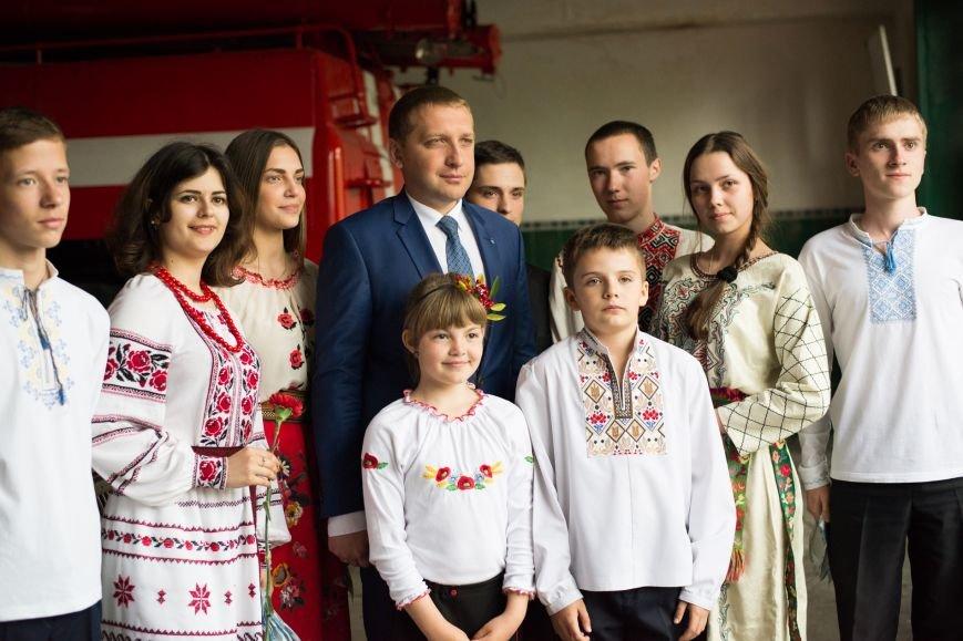 В Кременчуге открылась доска почёта с 109 именами ликвидаторов последствий аварии на ЧАЭС (ФОТО), фото-11