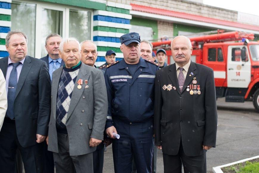 В Кременчуге открылась доска почёта с 109 именами ликвидаторов последствий аварии на ЧАЭС (ФОТО), фото-7