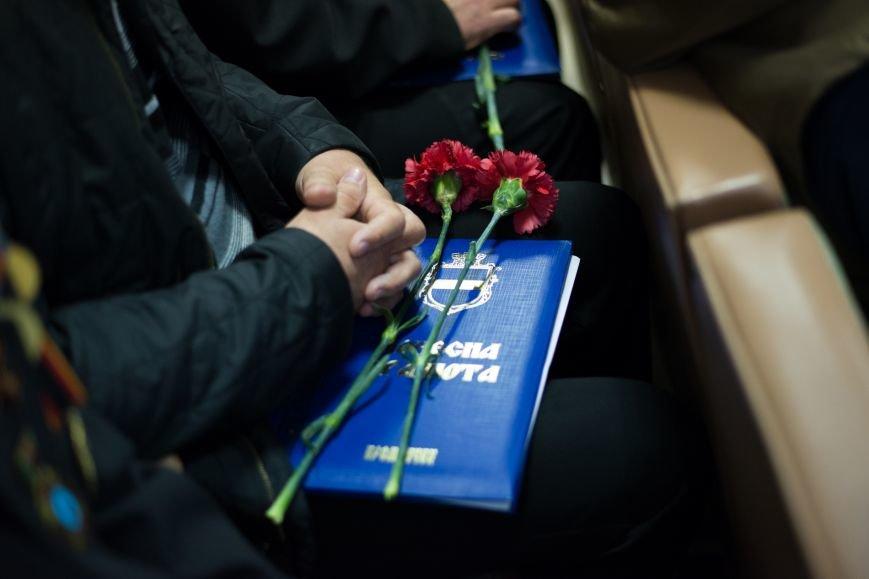 В Кременчуге открылась доска почёта с 109 именами ликвидаторов последствий аварии на ЧАЭС (ФОТО), фото-10