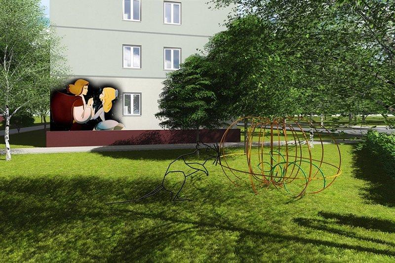 На улицах Белгорода  станет больше стрит-арта (фото) - фото 1