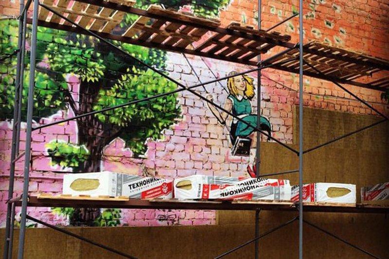 На улицах Белгорода  станет больше стрит-арта (фото) - фото 2