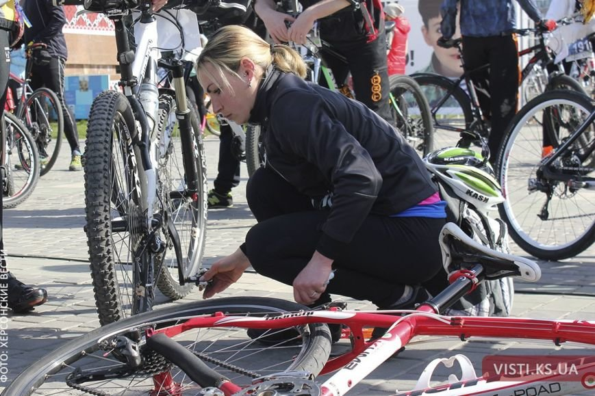 В Херсоне стартует велошкола (фото) - фото 2