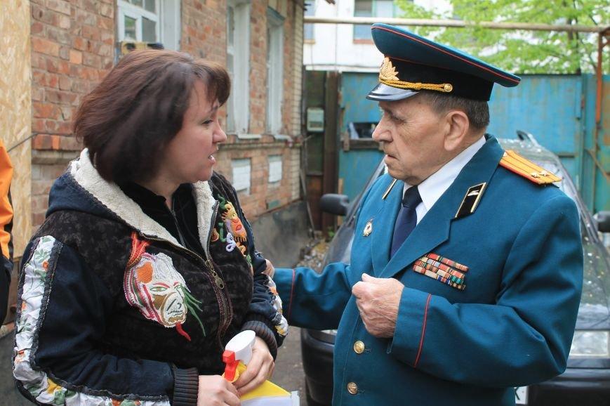 Благотворительный фонд «ДАР» проводит акцию в помощь ветеранам, фото-10