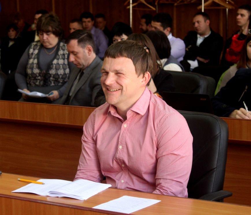 Сесія в Ужгороді: майстерні - художникам, землю - депутатам (ФОТО), фото-12