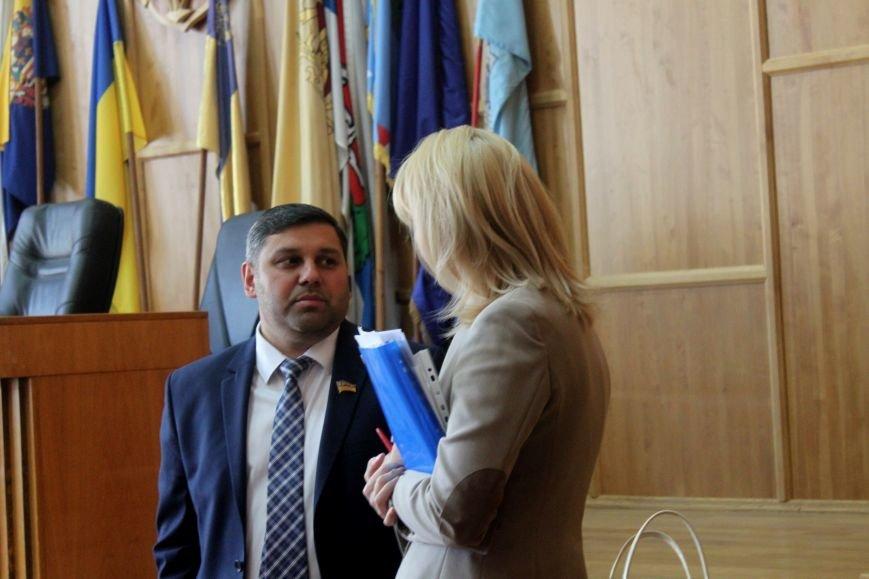 Сесія в Ужгороді: майстерні - художникам, землю - депутатам (ФОТО), фото-10