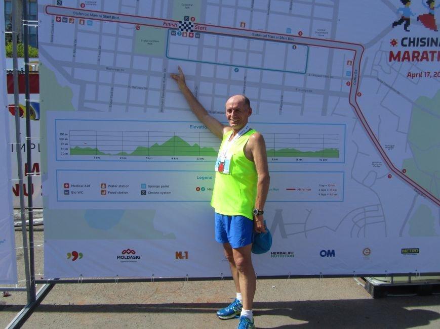 Новокаховский священнослужитель занял первое место в Международном марафоне (фото) - фото 1