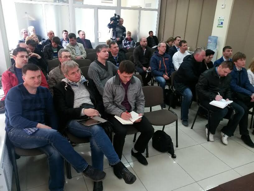 Мариупольских предпринимателей переводили в электронную систему закупок (фото) - фото 1