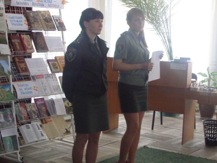 Лицеистов Красноармейска предостерегли от противоправных действий (фото) - фото 7