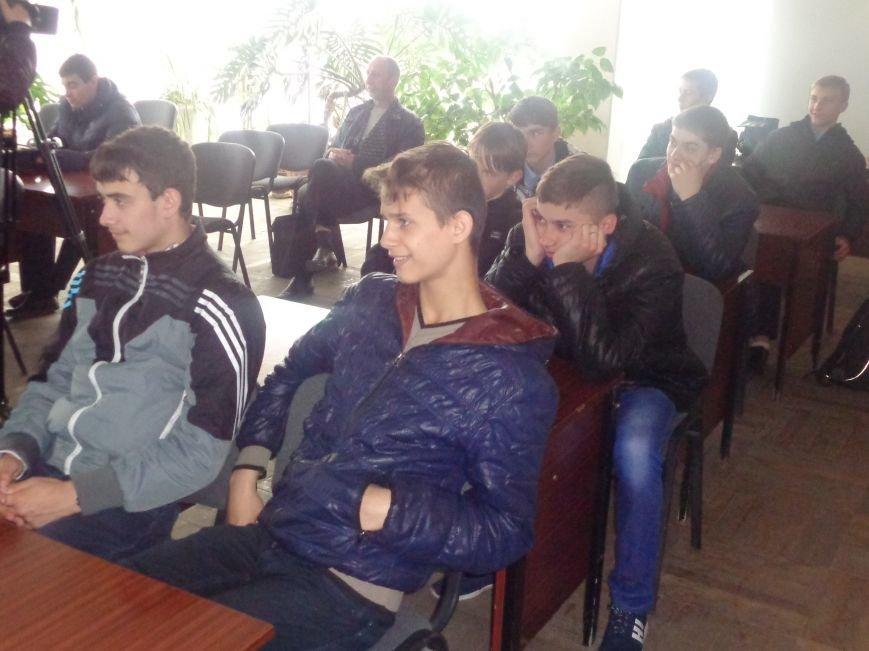 Лицеистов Красноармейска предостерегли от противоправных действий (фото) - фото 6