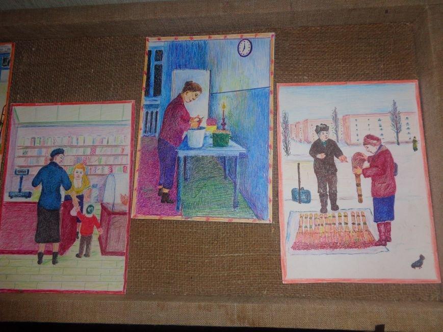 В Красноармейском историческом музее представили художника, запечатлевшего в своих работах «миті життя» (фото) - фото 2