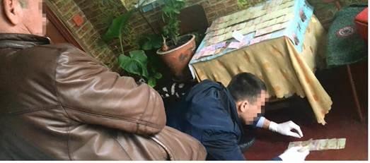 На Полтавщине СБУ «накрыла» врача-взяточника – руководителя областной МСЭК (ФОТО) (фото) - фото 1