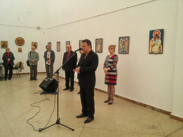 У Львові відкрили виставку Миколи та Людмили Рибенчуків (ФОТО) (фото) - фото 7