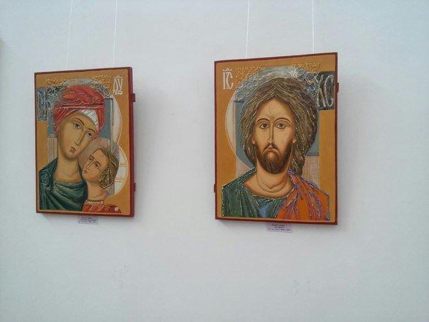 У Львові відкрили виставку Миколи та Людмили Рибенчуків (ФОТО) (фото) - фото 4