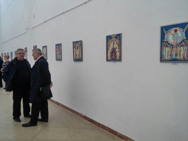 У Львові відкрили виставку Миколи та Людмили Рибенчуків (ФОТО) (фото) - фото 6