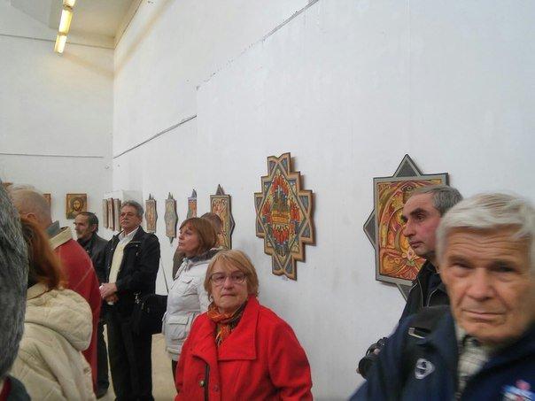 У Львові відкрили виставку Миколи та Людмили Рибенчуків (ФОТО) (фото) - фото 2