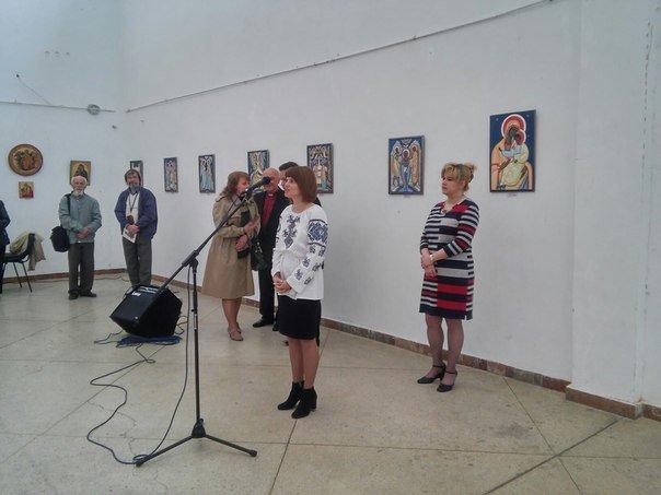 У Львові відкрили виставку Миколи та Людмили Рибенчуків (ФОТО) (фото) - фото 1