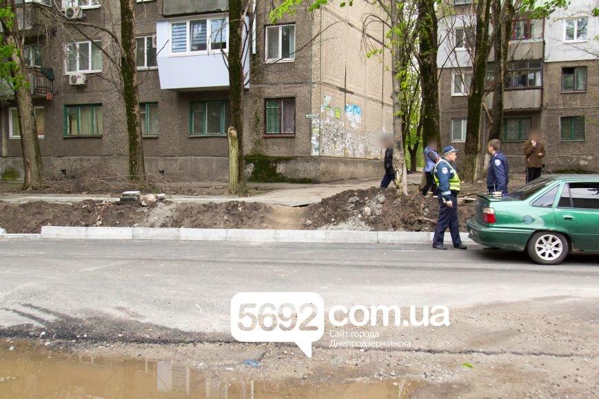В ДТП на улице Николенко в Днепродзержинске пострадал ребенок (фото) - фото 2