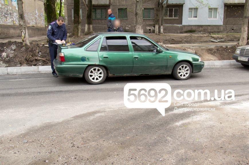 В ДТП на улице Николенко в Днепродзержинске пострадал ребенок (фото) - фото 4