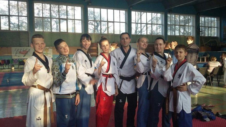 Днепродзержинские тхэквондисты стали призерами чемпионатов Европы и Украины (фото) - фото 1