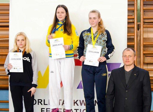 Днепродзержинские тхэквондисты стали призерами чемпионатов Европы и Украины (фото) - фото 5