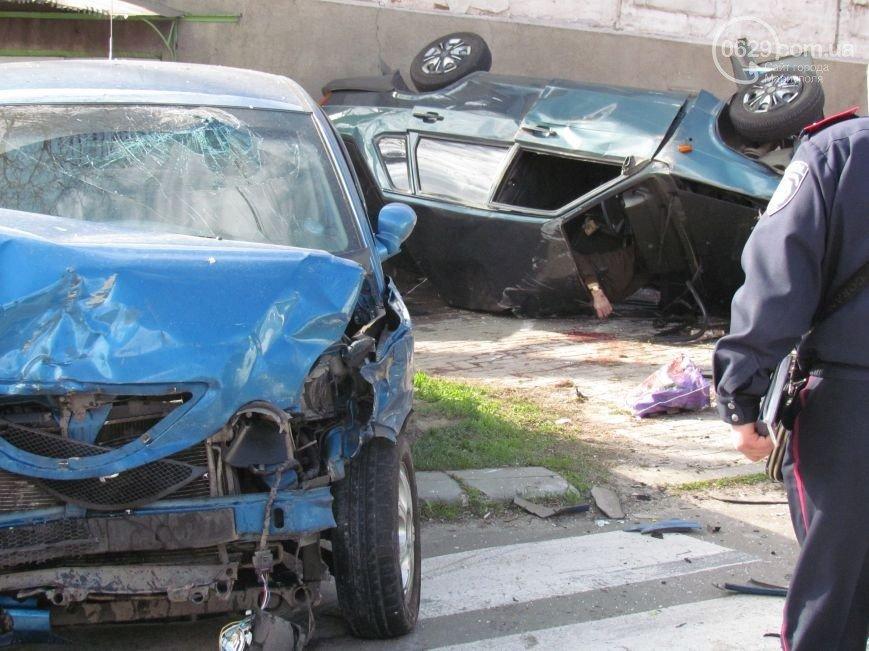 Пенсионеры приехали за пенсией в Мариуполь и попали в жуткое ДТП (фото) (фото) - фото 6