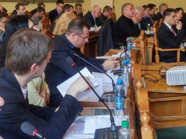 Як сьогодні проходила сесія Львівської міської ради (ФОТО) (фото) - фото 6