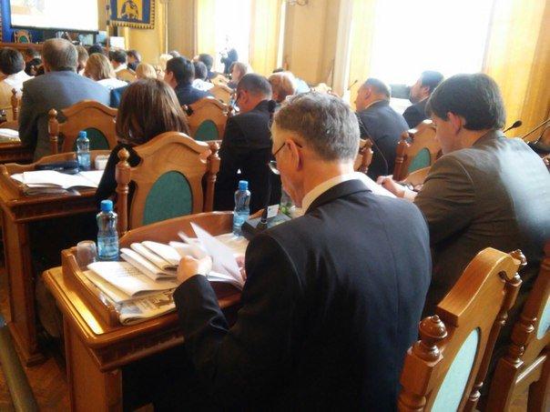 Як сьогодні проходила сесія Львівської міської ради (ФОТО) (фото) - фото 4