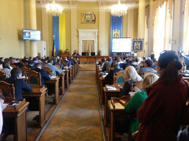 Як сьогодні проходила сесія Львівської міської ради (ФОТО) (фото) - фото 5