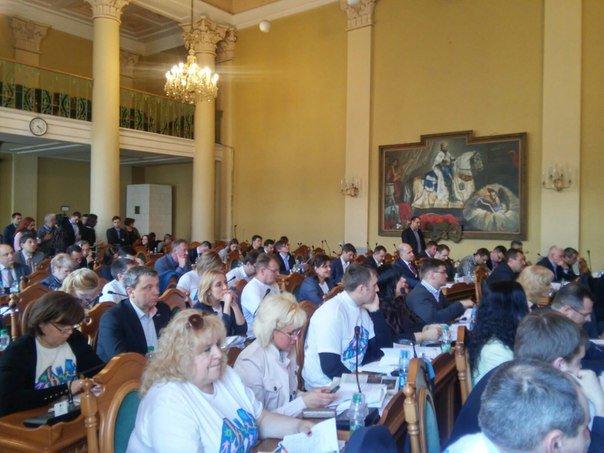 Як сьогодні проходила сесія Львівської міської ради (ФОТО) (фото) - фото 3