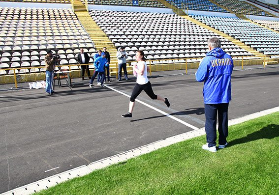 На стадіоні «Поділля» змагалися поліцейські області (Фото) (фото) - фото 2