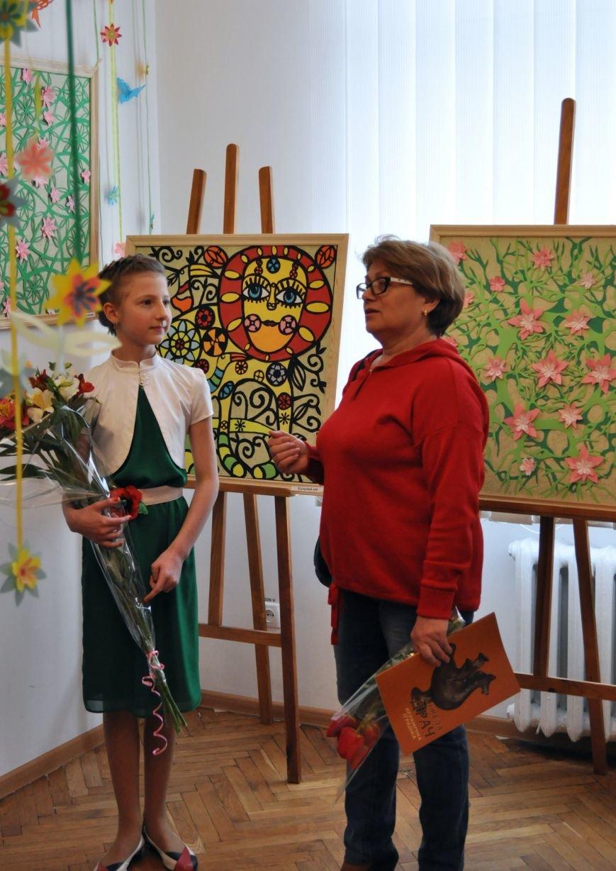 12-річна майстриня презентувала персональну виставку в Черкасах (ФОТО), фото-1