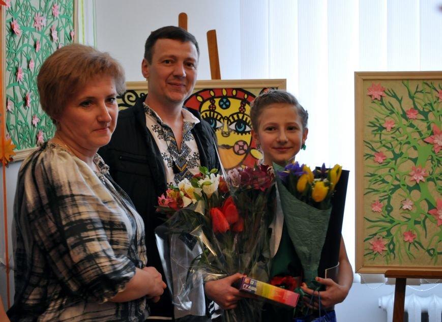 12-річна майстриня презентувала персональну виставку в Черкасах (ФОТО), фото-3