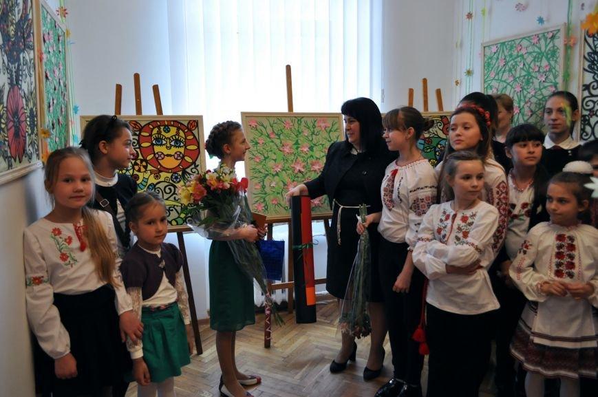 12-річна майстриня презентувала персональну виставку в Черкасах (ФОТО), фото-2