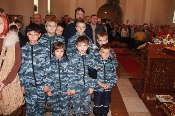 Казачата готовятся к параду Победы (фото) - фото 1