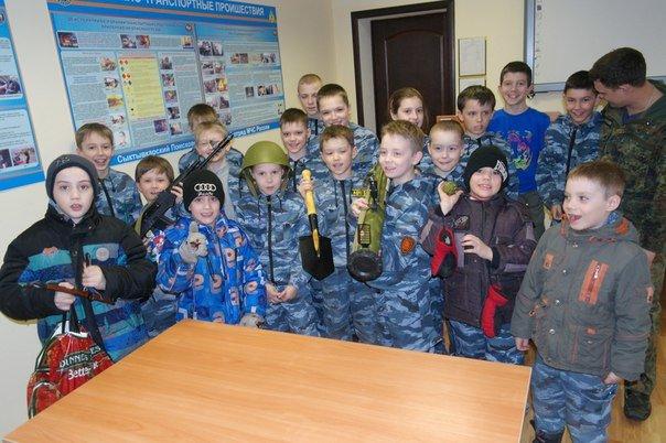 Казачата готовятся к параду Победы, фото-3