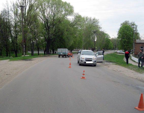 На Сумщине 12-летний школьник попал по колеса Шевроле (ФОТО) (фото) - фото 1