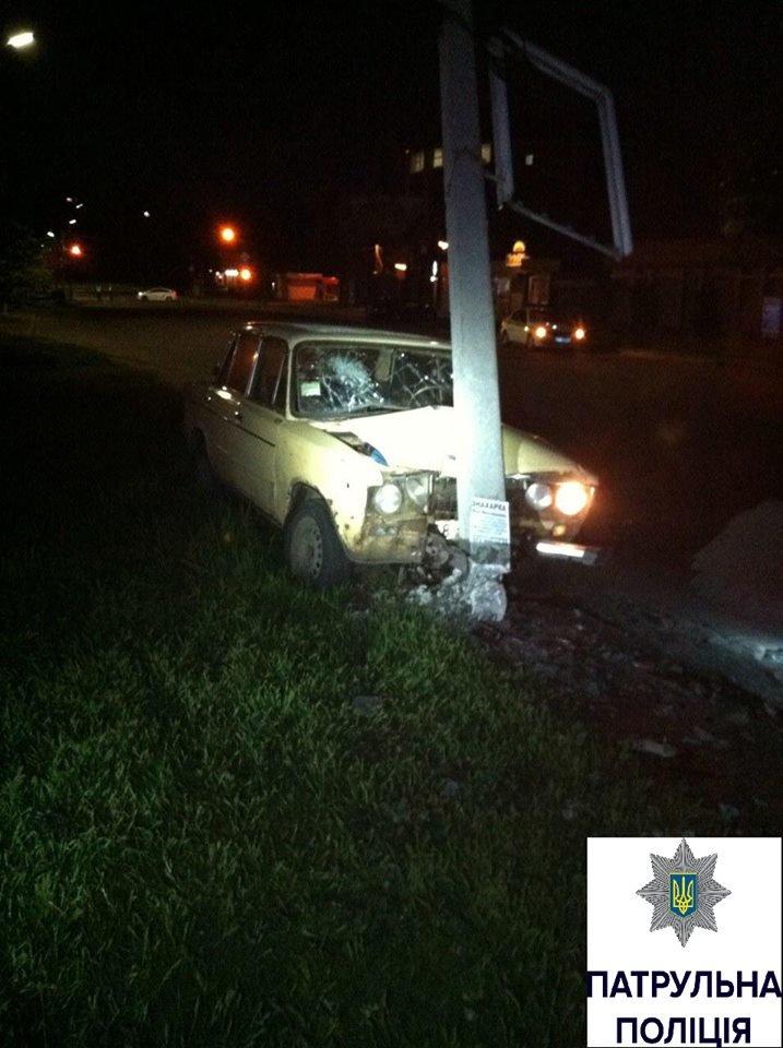 Через водія напідпитку на Митниці у Черкасах ледь не стався вибух (ФОТО), фото-1