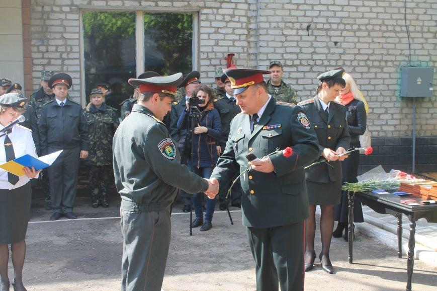 В СИЗО Бахмута отметили День создания уголовно-исполнительной службы Украины (ФОТО), фото-6