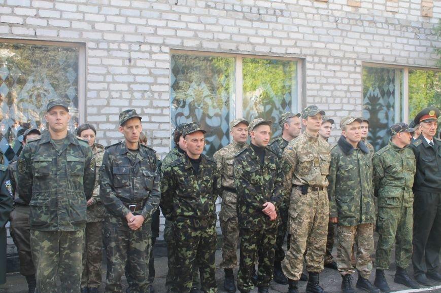 В СИЗО Бахмута отметили День создания уголовно-исполнительной службы Украины (ФОТО), фото-4