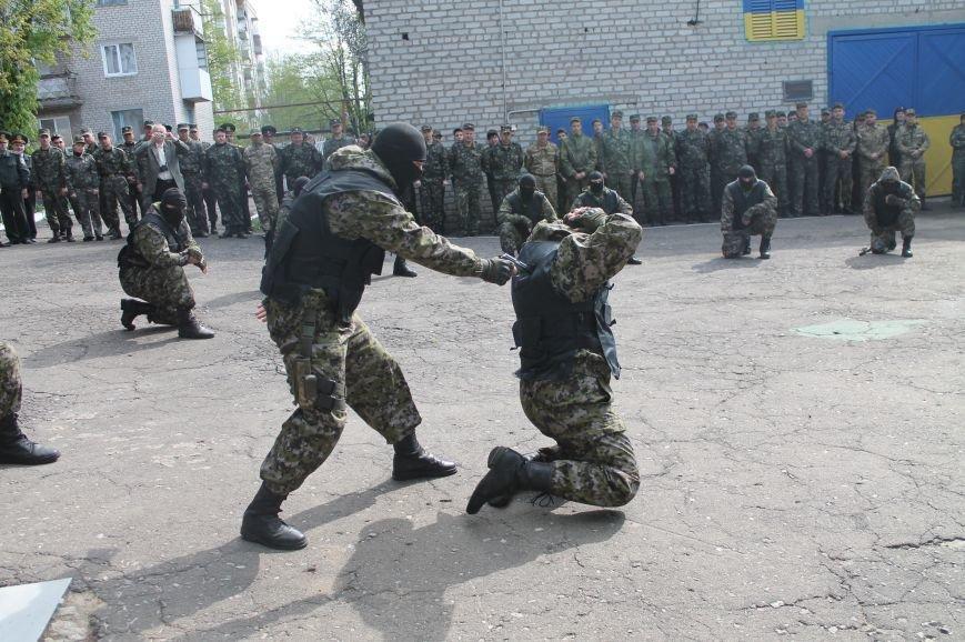 В СИЗО Бахмута отметили День создания уголовно-исполнительной службы Украины (ФОТО), фото-13