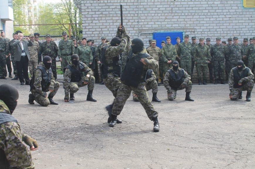 В СИЗО Бахмута отметили День создания уголовно-исполнительной службы Украины (ФОТО), фото-12