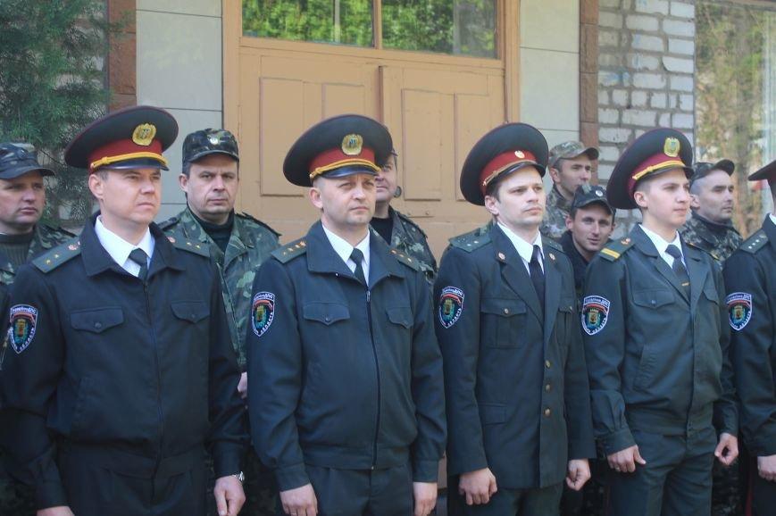 В СИЗО Бахмута отметили День создания уголовно-исполнительной службы Украины (ФОТО), фото-2