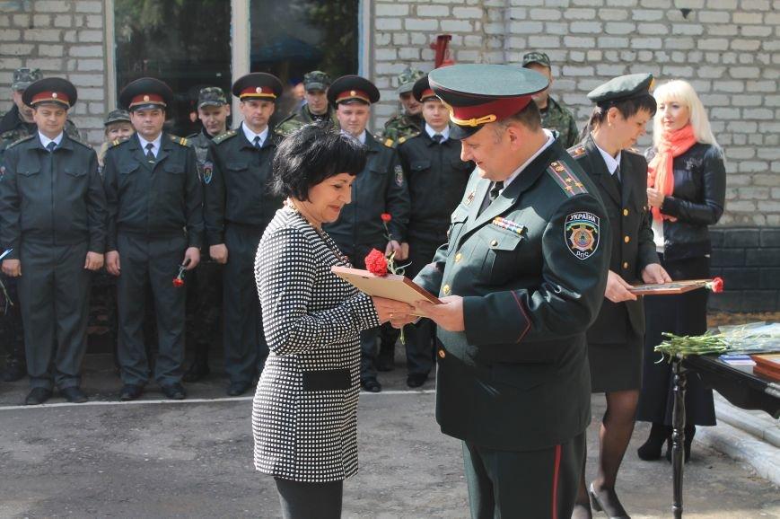 В СИЗО Бахмута отметили День создания уголовно-исполнительной службы Украины (ФОТО), фото-7