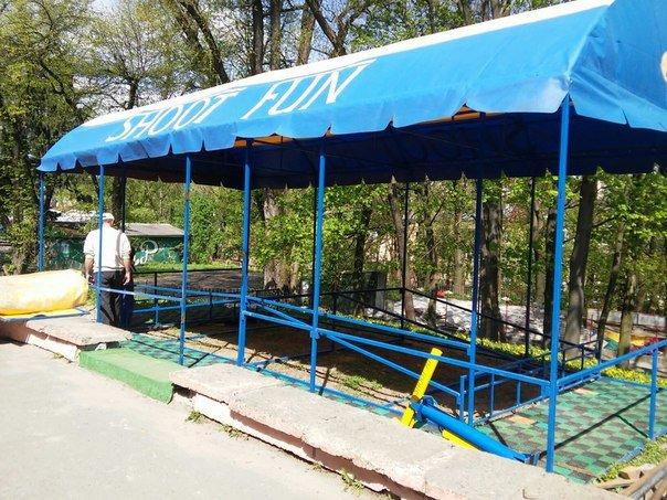 У неділю у Парку культури планують відкрити новий атракціон (ФОТО) (фото) - фото 1