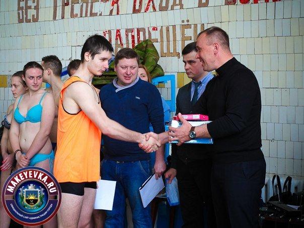 В Макеевке прошли студенческие соревнования по плаванию (фото) - фото 5