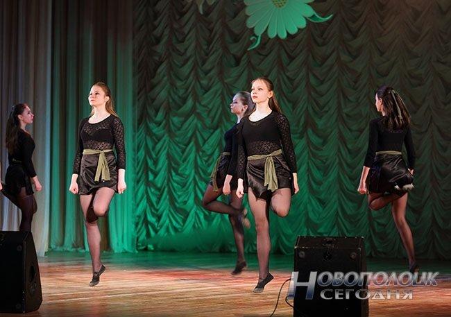 Как Новополоцк превратился в «Танцующий город» ( +фото) (фото) - фото 7