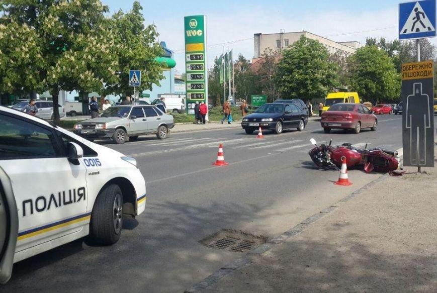 В Ужгороді на Минайській сталося ДТП (фото) - фото 2