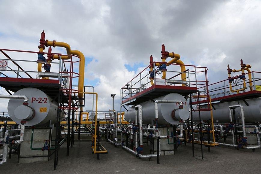 Установка подготовки газа Олефировка (1)